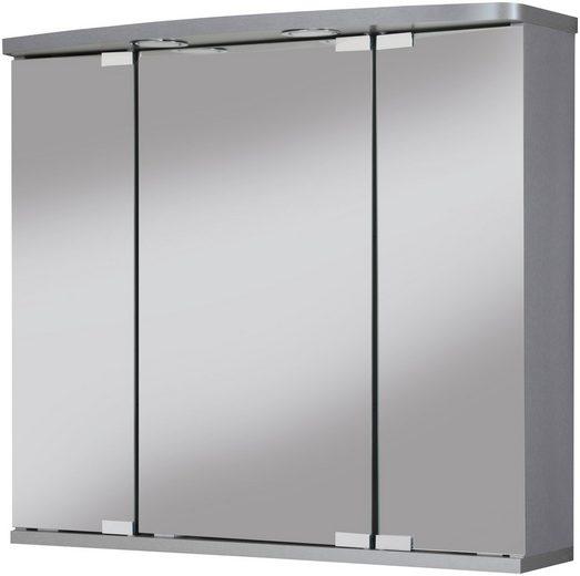 jokey Spiegelschrank »Doro LED« Breite 68 cm, beleuchteter Badspiegelschrank