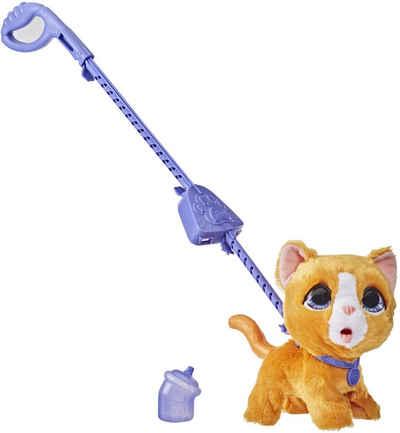 Hasbro Kuscheltier »furReal Peealots Große Racker Katze«