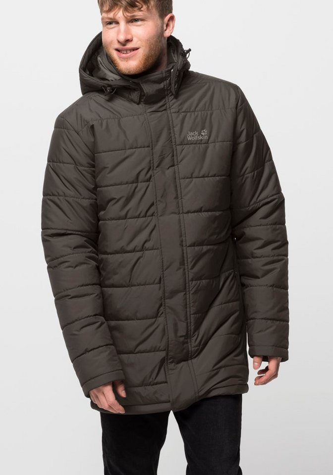 jack wolfskin -  Steppmantel »SVALBARD COAT MEN«