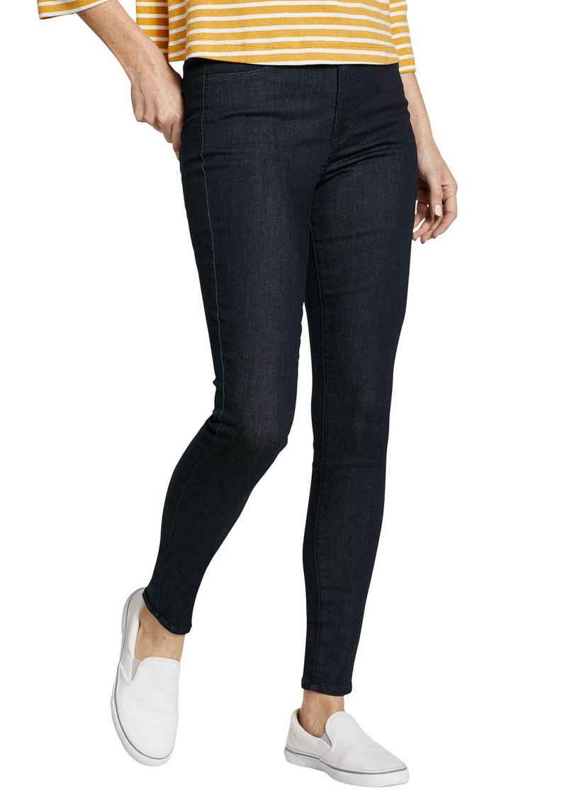 Eddie Bauer Skinny-fit-Jeans Elysian - Skinny Ankle - High Rise - Slightly Curvy