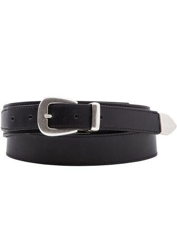 Levi's® Ledergürtel Femme Ranger Western Belt