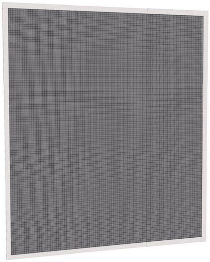 HECHT Insektenschutz-Fenster »FAST«, weiß/anthrazit, BxH: 120x140 cm
