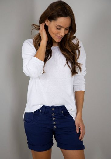 Please Jeans Jeansbermudas »P88A« Relaxed-Comfort-Fit