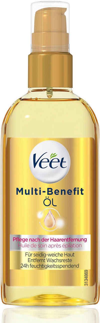 Veet Enthaarungswachs »Multi-Benefit Öl«