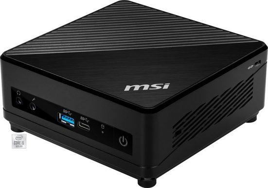 MSI Cubi 5 10M-048DE PC (Intel® i5-10210U Core i5, 8 GB RAM, 256 GB SSD)
