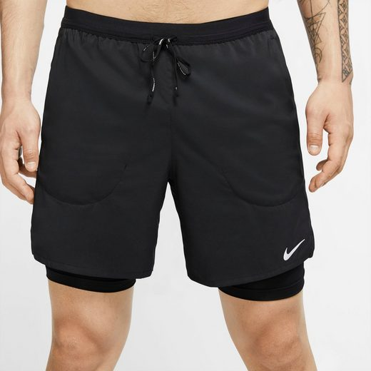 "Nike 2-in-1-Shorts »Nike Flex Stride Men's 7"" 2-in-1 Running Shorts«"