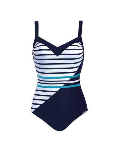 Sunflair Badeanzug »Sunflair Damen Badeanzug im maritimen Streifendesign - Shapewear«