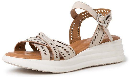 Tamaris »1-28056-34 427 Cream« Sandale