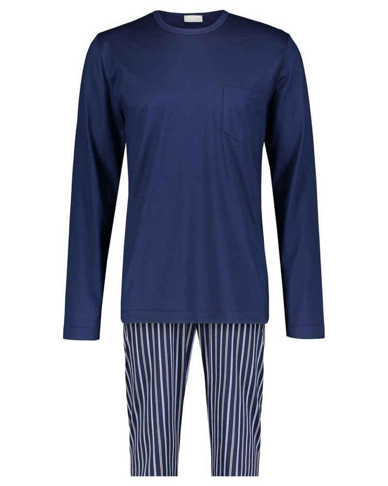 """Mey Pyjama »Schlafanzug """"Portimo"""" zweiteilig«"""