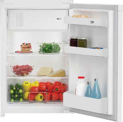 BEKO Einbaukühlschrank B1754N, 86,6 cm hoch, 54,5 cm breit