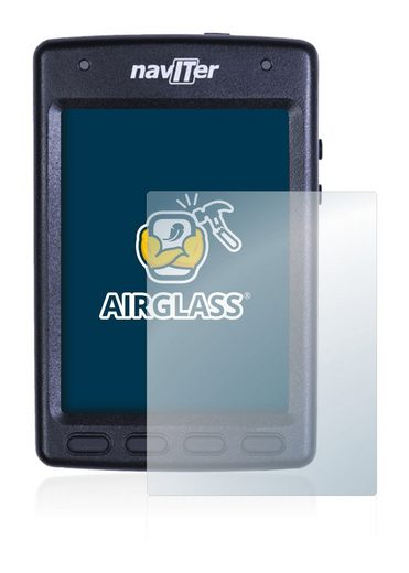 BROTECT Schutzfolie »Panzerglasfolie für Naviter Hyper«, Schutzglas Glasfolie klar