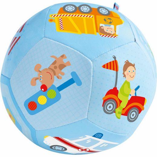 Haba Spielball »Babyball Fahrzeug-Welt«