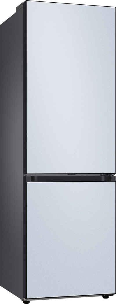 Samsung Kühl-/Gefrierkombination Bespoke RL34A6B0DCS, 185 cm hoch, 59,5 cm breit