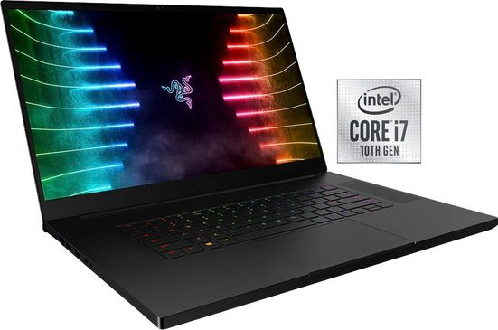 RAZER Blade Pro 17 RZ09-0368BGC2-R3G1 Notebook (43,9 cm/17,3 Zoll, Intel Core i7, 512 GB SSD)