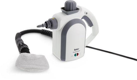 FAKIR Handdampfreiniger Pocket Clean, 1100 Watt