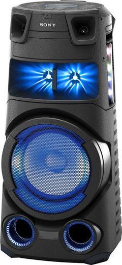 Sony MHC-V73D Party-Lautsprecher (Bluetooth, NFC, WLAN)