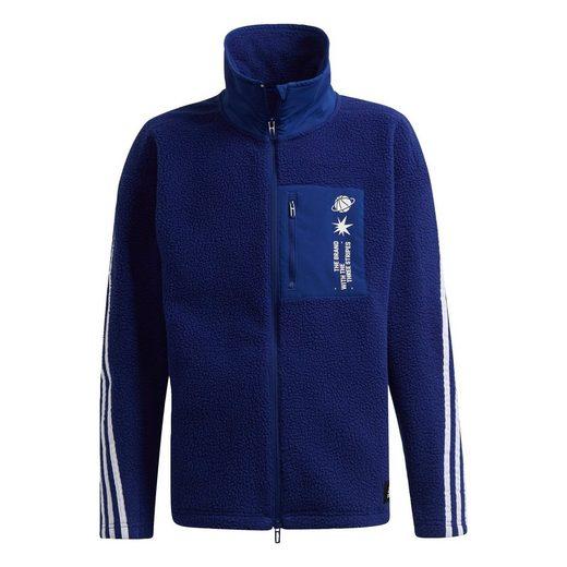 adidas Performance Trainingsanzug »ARKD3 Warm 3-Streifen Fleece Trainingsjacke«