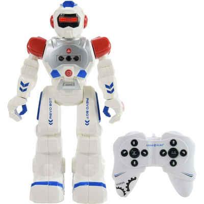 Gear2Play RC-Roboter »Gear2Play Ferngesteuerter Roboter Revo Bot«
