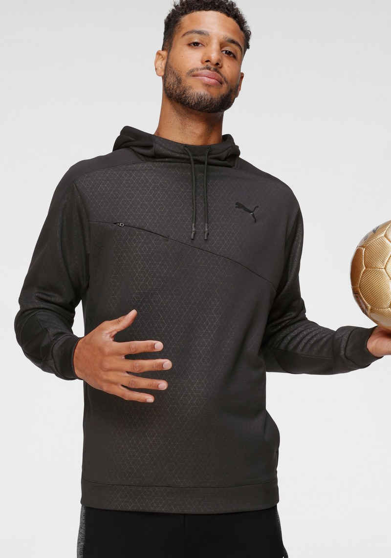 PUMA Sweatshirt »TRAIN ACTIVATE HOODIE«