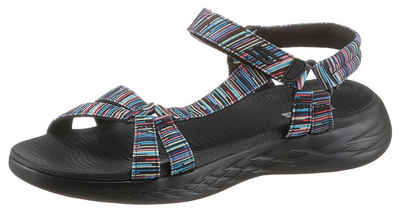 Skechers »On-the-Go 600« Sandale mit Goga Mat Technology