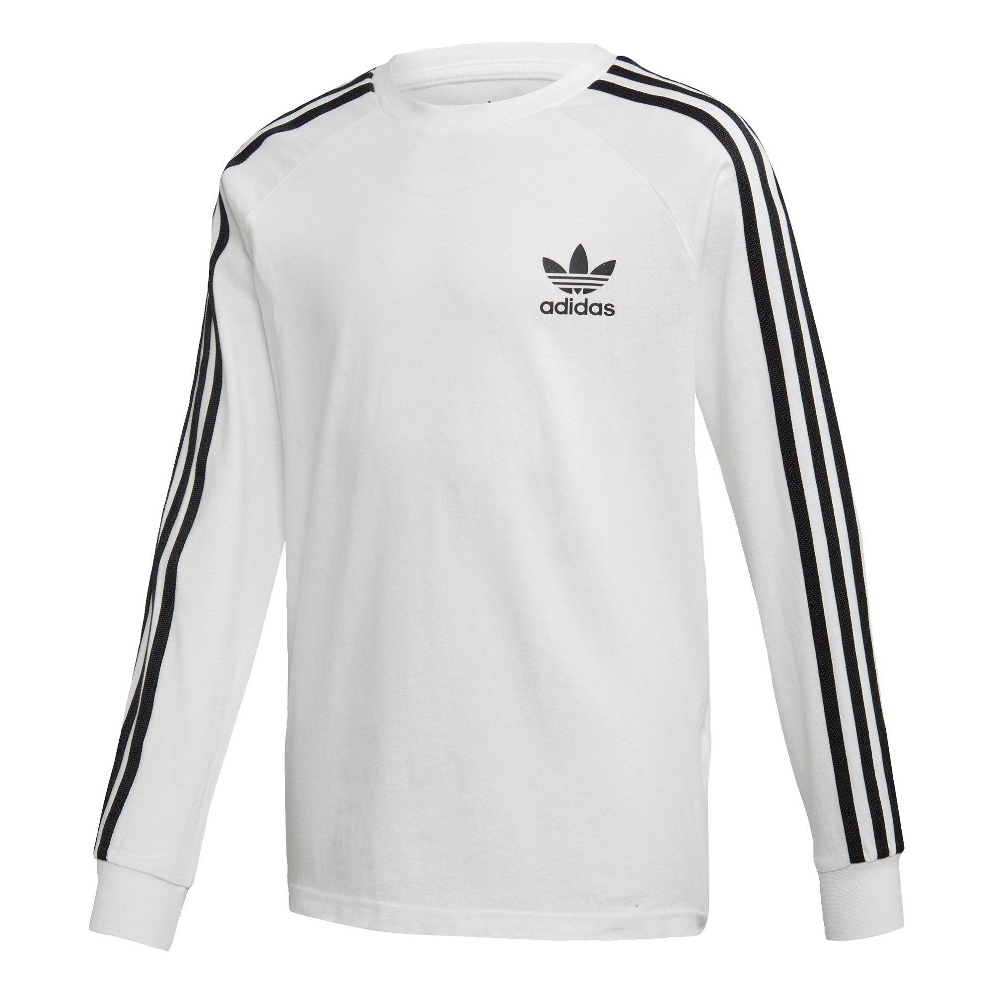 adidas Originals Langarmshirt »3 Streifen Longsleeve« adicolor online kaufen | OTTO