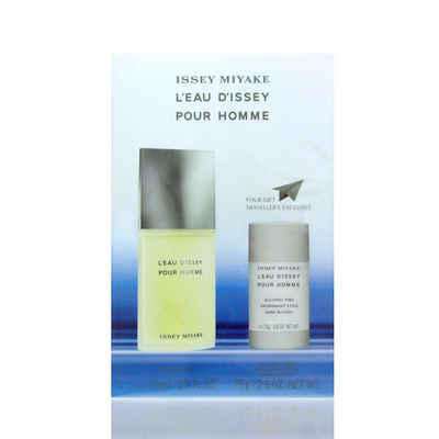 Issey Miyake Duft-Set »Issey Miyake L'Eau D'Issey pour Homme Set - EDT«