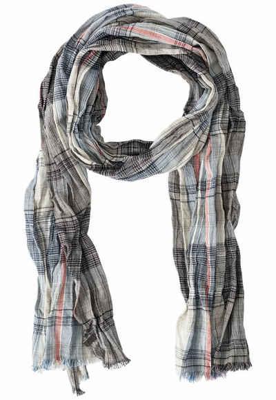 camel active Modeschal »Schals aus Organic Cotton« Schal_Modeschal