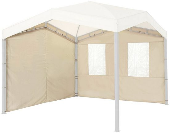 TEPRO Seitenteile für Pavillon für Serie Marabo