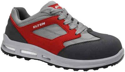 Elten »TRAVIS grey-red Low ESD S2« Sicherheitsschuh S2