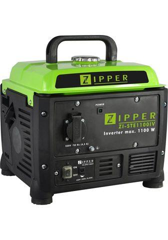 ZIPPER Stromerzeuger 11 in kW su einfacher Be...