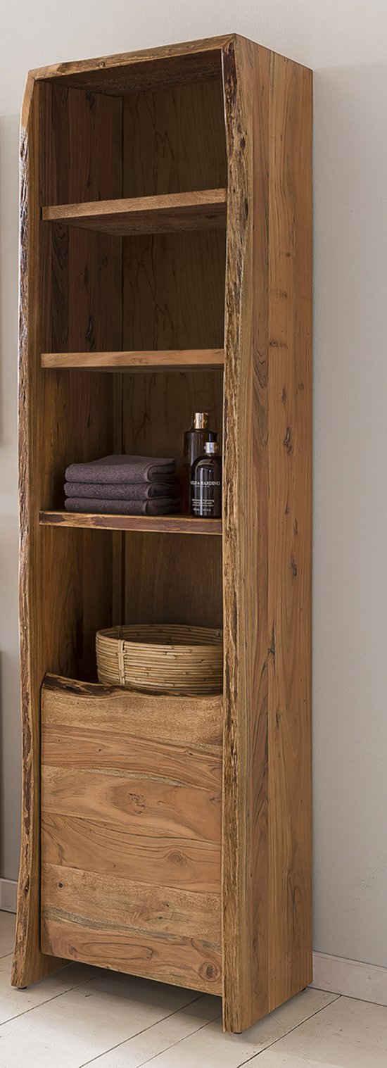 Kasper-Wohndesign Hochschrank »Loft Edge«