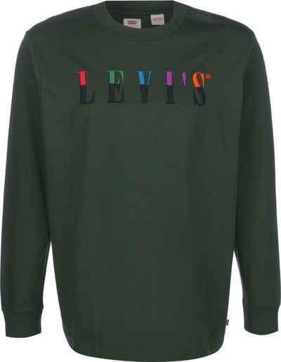 Levi's® Longsleeve »Graphic Mockneck«