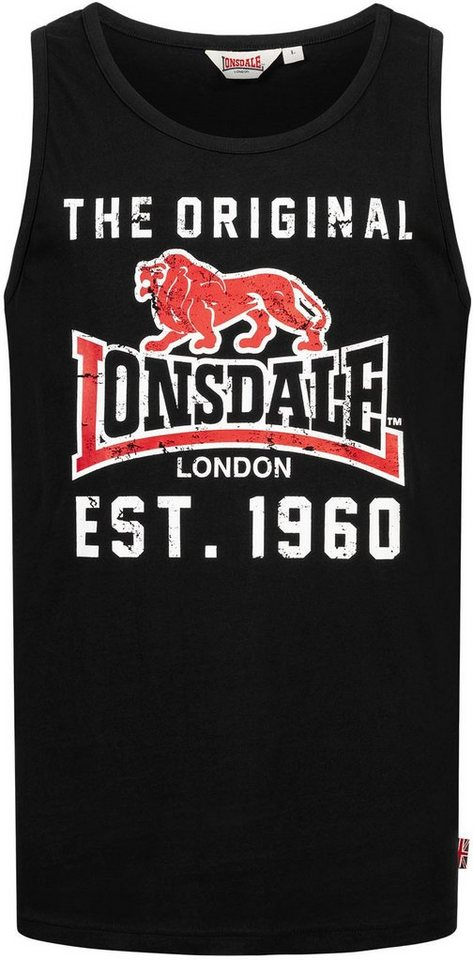 lonsdale -  Tanktop »LEECE«