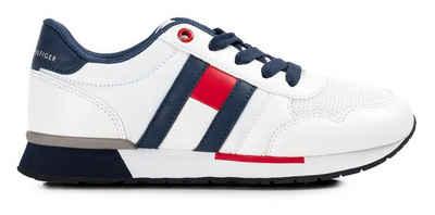 Tommy Hilfiger Sneaker mit Logoschriftzug an der Ferse