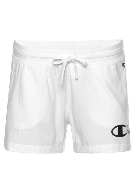 Hosen - Champion Shorts › weiß  - Onlineshop OTTO