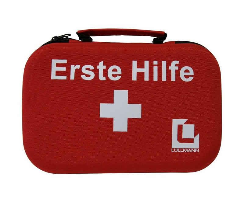 Steelboxx Arzttasche »Betriebs Verbandtasche Erste Hilfe Koffer mit DIN« (Spar Set, 1-tlg), Maßgeschneiderte Sicherheit für Ihren Betrieb und Zuhause nach neuer DIN 13157