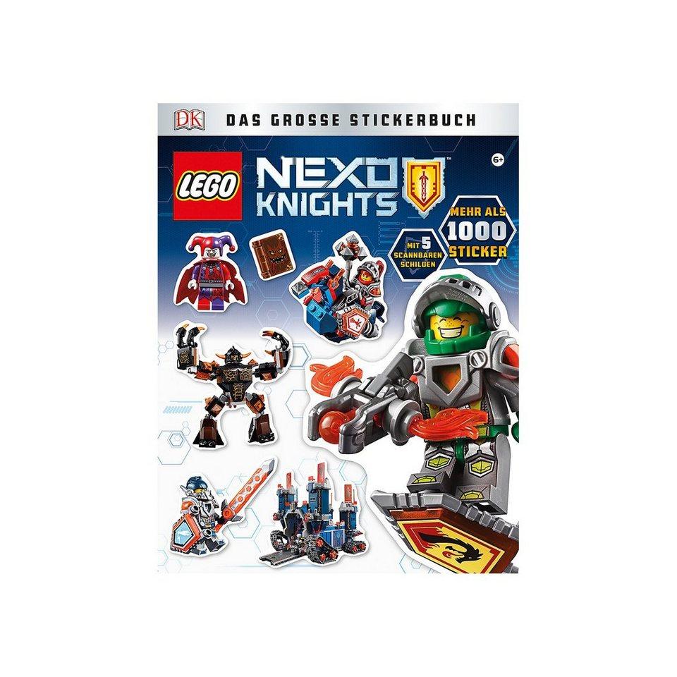 dorling kindersley verlag lego nexo knights das große