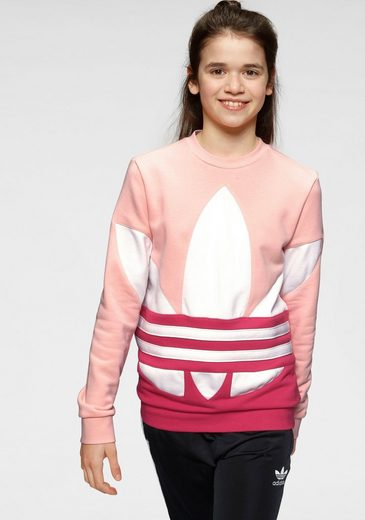 adidas Originals Sweatshirt »BIG TREFOIL CREW«