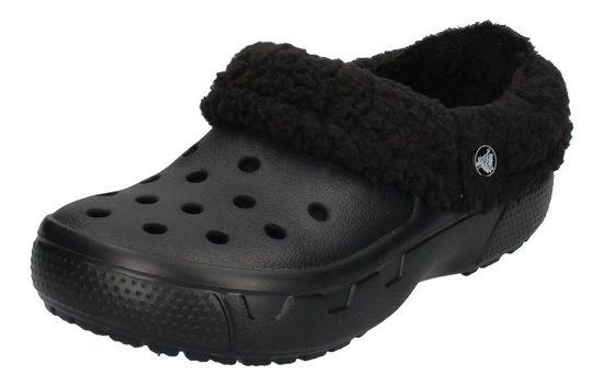 Crocs »Mammoth Evo mit Fell gefüttert« Clog black