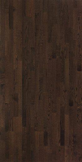 PARADOR Parkett »Basic Rustikal - Eiche Tabacco, lackiert«, Packung, ohne Fuge, 1080 x 185 mm, Stärke: 11,5 mm, 2,2 m²