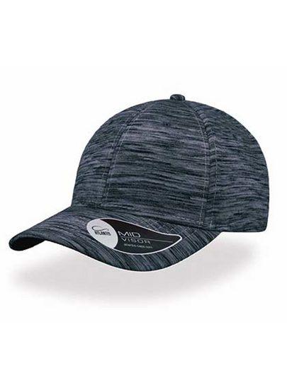 Goodman Design Baseball Cap »Basecape Baseballkappe« Leicht gebogener Schirm mit Unterseite in Kontrastfarbe