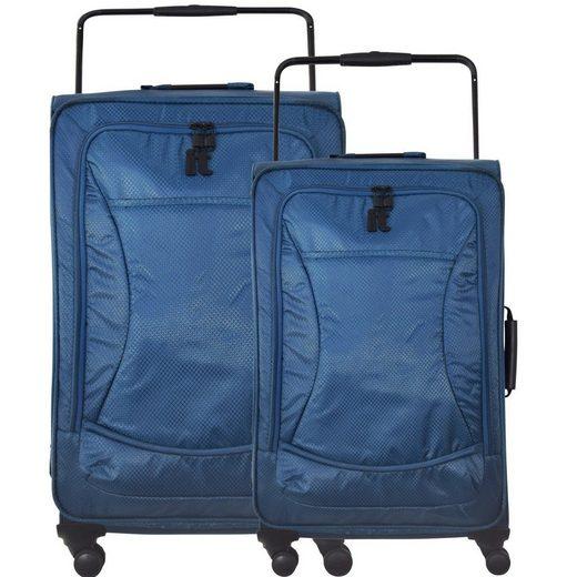 it Luggage World's Lightest 4-Rollen Kofferset 2tlg.