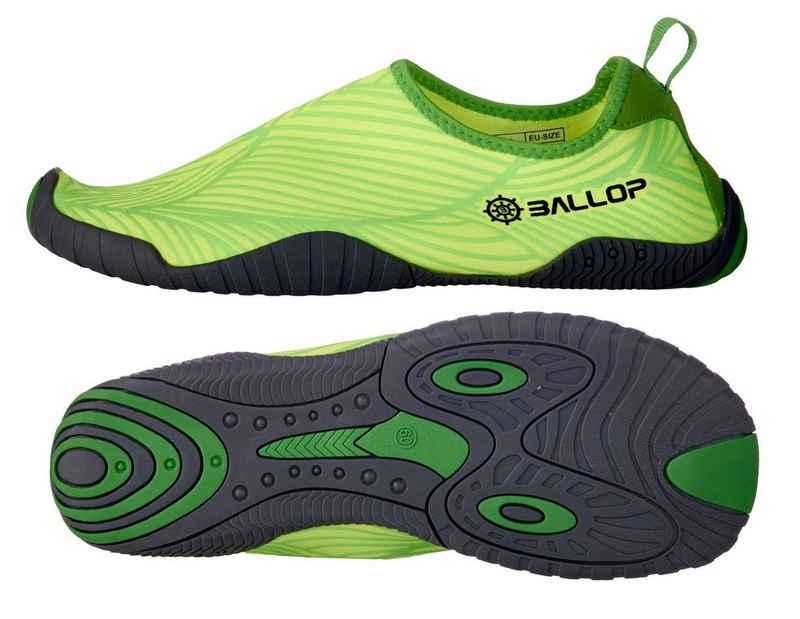 Ballop »Leaf« Fitnessschuh V2 Skinfit Sohle