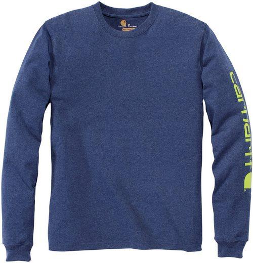 CARHARTT T-Shirt »SLEEVE«, Herren-T-Shirt Regular Fit