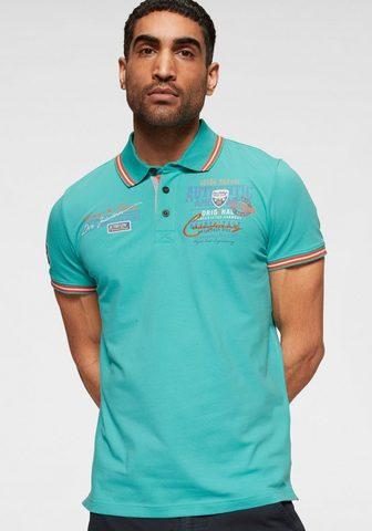 Bruno Banani Polo marškinėliai su Rückenprint