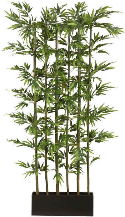 Kunstpflanze »Bambus«, Creativ green, Höhe 195 cm