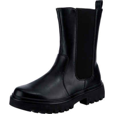ambellis »Shiny High Chelsea Boot mit Zipper« Chelseaboots