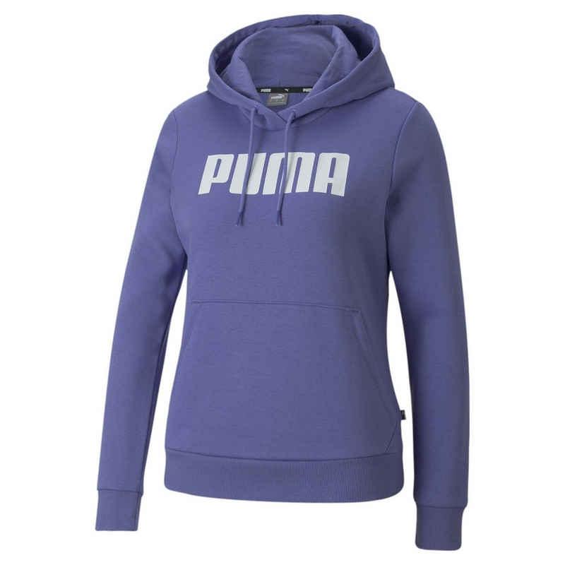 PUMA Sweater »Essentials Damen Hoodie in voller Länge«