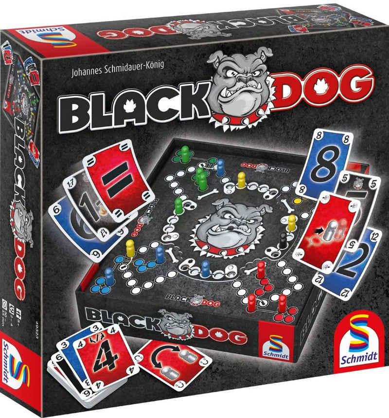 Schmidt Spiele Spiel, Familenspiel »Black DOG«, Made in Germany