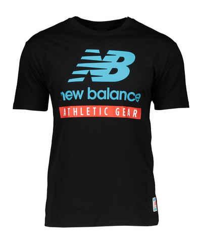 New Balance Kurzjacke »Essentials Logo T-Shirt«